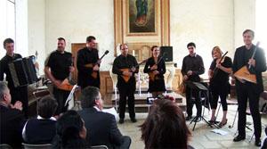 Ensemble de Balalaika Micha Tcherkassky